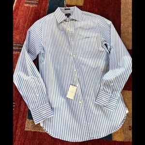 J. Crew Ludlow collection NWT oxford, never worn.